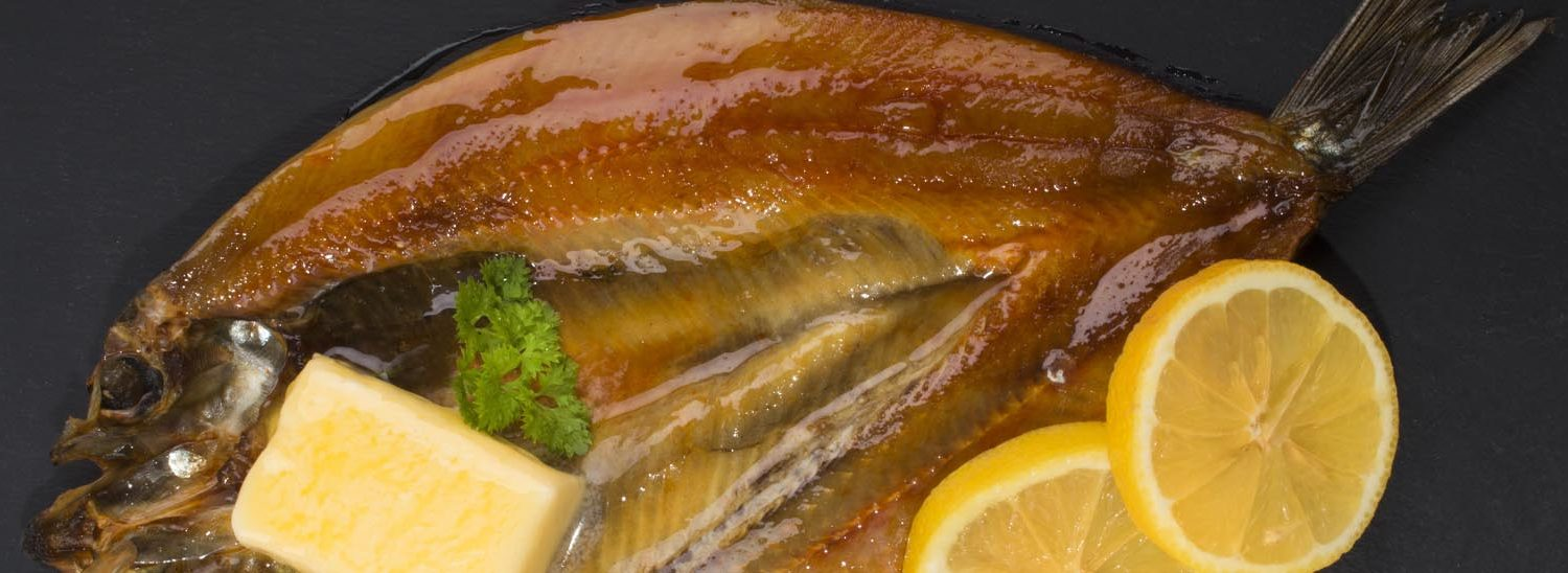 Grilled Kippers(*)