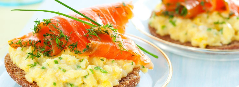 Smoked Salmon (*)