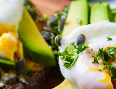 Poached Eggs (*)